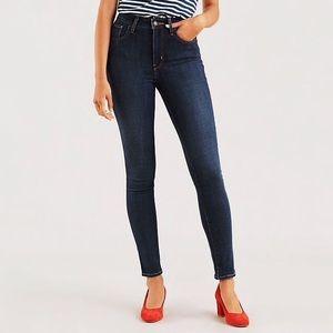 Levi's • High Waisted Skinny Jean Size 27x32